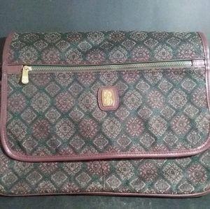 Handbags - Fabric Laptop Bag Shoulder Strap Handle